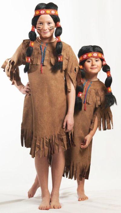 Strój Indianki 7-8 lat