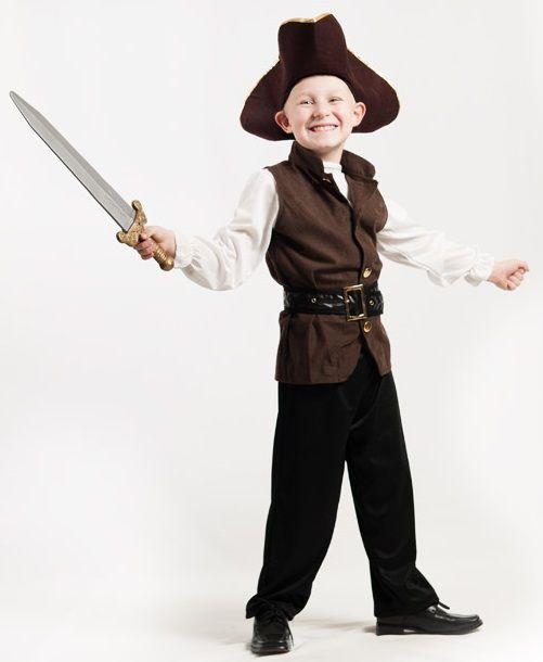 Strój Pirata 4-6 lat